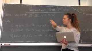 Engelsk grammatik Præposition+that/infinitiv
