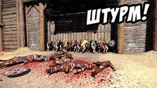 Это невероятно! Как они планировали штурм? - Total War Saga: Thrones of Britannia #12