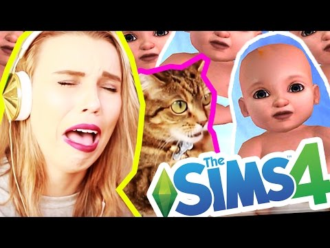 The Sims 4 Gameplay [My Dream Life] I'M PREGGERS!!!!!