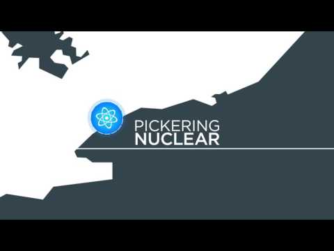 Pickering Electricity Costs Low