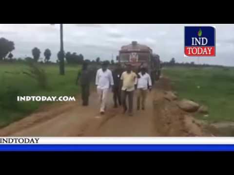KTR Surprise Visit To Karimnagar Mines