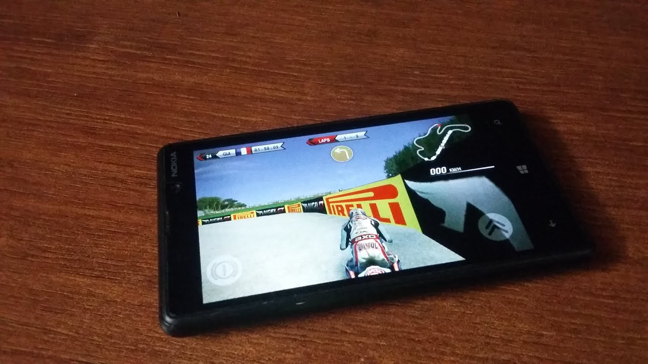 Windowsphone Spiele
