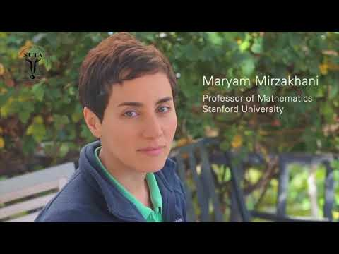 In Memory of Dr. Maryam Mirzakhani (1977-2017)