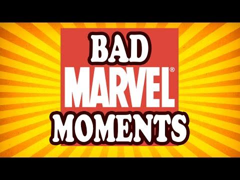 Top 10 Worst Moments in Marvel Comics
