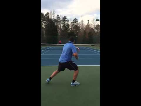 Kevin Galloway v Will Ockerman tennis