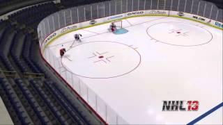 NHL 13 - Quick Clip 1 - True Performance Skating