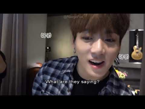 """JUNGKOOK REACTING TO FANCHANTS FOR """"Euphoria"""" AND SINGS FOR ARMY CUT - BTS EUROPE TOUR DVD"""
