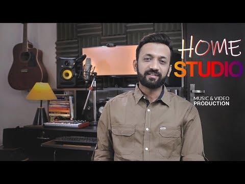 Home Recording Studio Setup For Beginners | India | Hindi