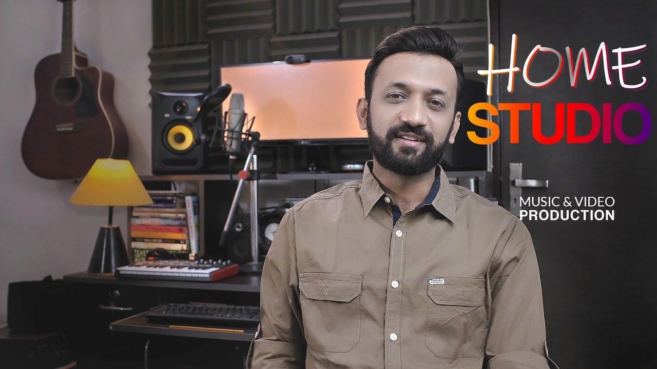 Home Recording Studio Setup For Beginners   India   Hindi