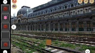 canfranc railway station escape walkthrough eightgames
