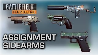 Unlocked: Assignment 2 Sidearms - Battlefield Hardline thumbnail