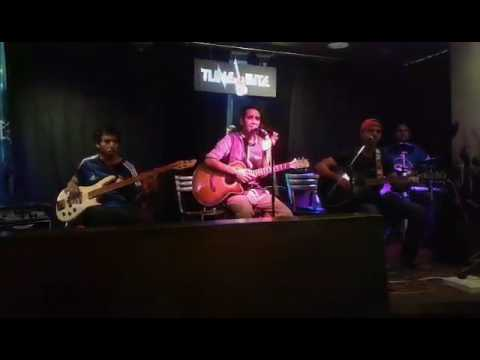 Mast qalandar -junoon band live(Cover by concrete band)