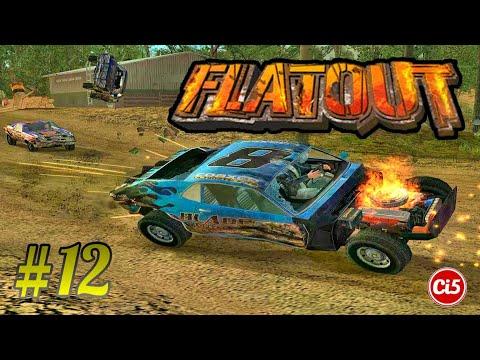 FlatOut (Part 12) The End  