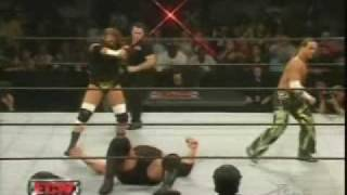 DX (Shawn Michaels & Triple H) vs Big Show ECW Extreme Rules