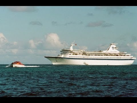 Documentary of Royal Caribbean's first ship