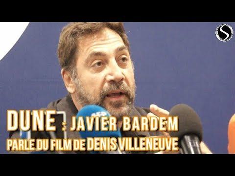 DUNE - Javier Bardem nous parle du film de Denis Villeneuve