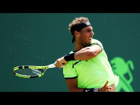 Nadal vs Verdasco - Indian Wells 2017 R3 (Highlights HD)