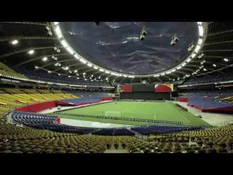 Carpell Surfaces | Olympic Stadium 2015 - Stade Olympique de Montréal