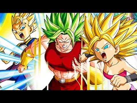 THE VEGGIE PACKAGE! Cabba/Kale/Caulifla: Black/Green Masked Saiyan Deck | Dragon Ball Super TCG