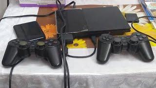 How to Setup Sony Playstation 2 (Hindi) (Live Video)