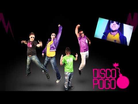 DISCO POGO BITCH (David Guetta Bootleg) - David Guetta, Seaside Clubbers, Ricky Rich