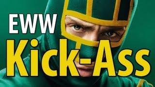 kick-ass movie review