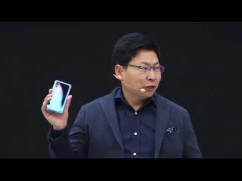 Huawei P20 Pro Launch Event