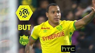 But Felipe PARDO (79') / FC Nantes - Dijon FCO (3-1) -  / 2016-17