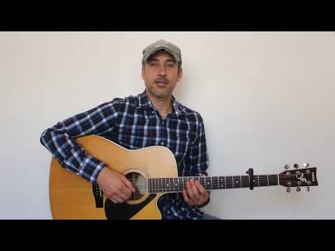Take It From Me - Jordan Davis - Guitar Lesson | Tutorial
