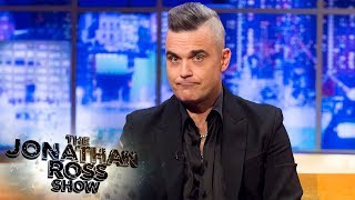 Elton John Forced Robbie Williams Into Rehab | The Jonathan Ross Show