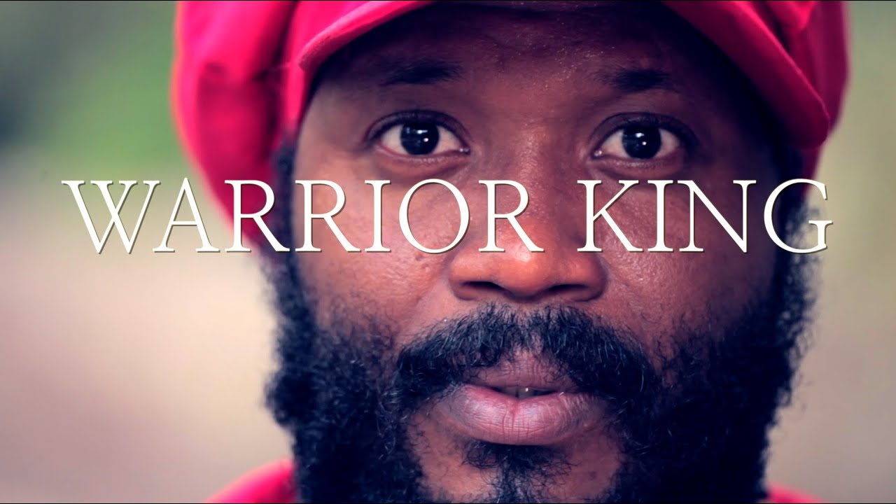 Warrior King -  Ain't Giving Up [Official Video 2015]
