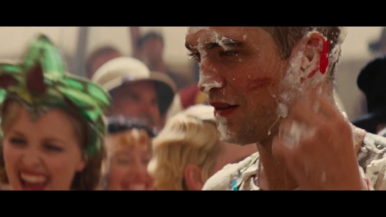 Water for elephants movie sex scenes