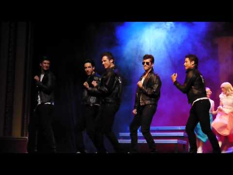 MUSICAL GREASE - Summer Nights (OFF, Teatro Talia, Valencia)
