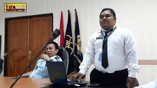 Presentasi Aktualisasi Latsar CPNS Humas 2018 Kanwil Papua