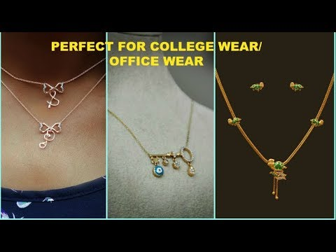 daily wear light weight gold chains under 10 grams