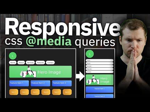 CSS Media Queries Tutorial For Responsive Design