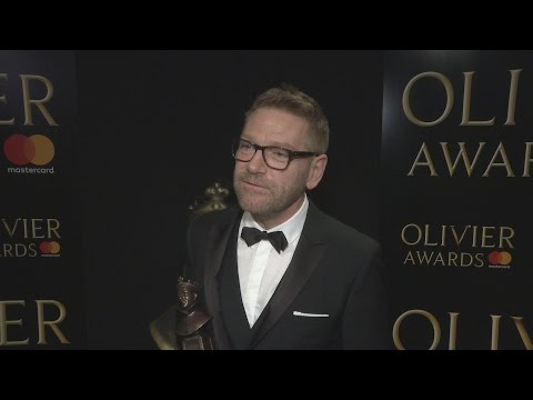 """Olivier Awards: Sir Kenneth Branagh – """"Harry Styles is very impressive in Dunkirk"""""""