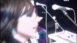 IAMX - Kiss & Swallow (Maxidrom Festival 10.06.2006 TV-version)