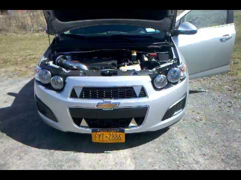 2012 Chevy Sonic Turbo Custom YouTube