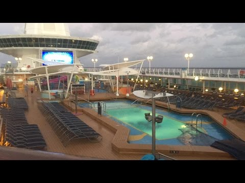 Day 4: Majesty of the Seas! Spa Day & Our Last Night! Visiting Ron Jon in Cocoa Beach, FL