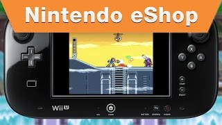 Nintendo eShop - Mega Man X3 on the Wii U Virtual Console