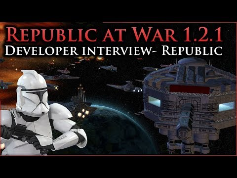 Republic at War 1.2.1 | REPUBLIC | Early Preview & Developer Interview