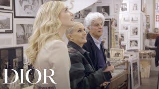 Autumn-Winter 2017-18 Haute Couture show - Maria Grazia Chiuri on Monsieur Dior