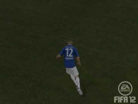 FIFA 12 | The art of the Morten Gamst Pedersen SCREAMER | 1