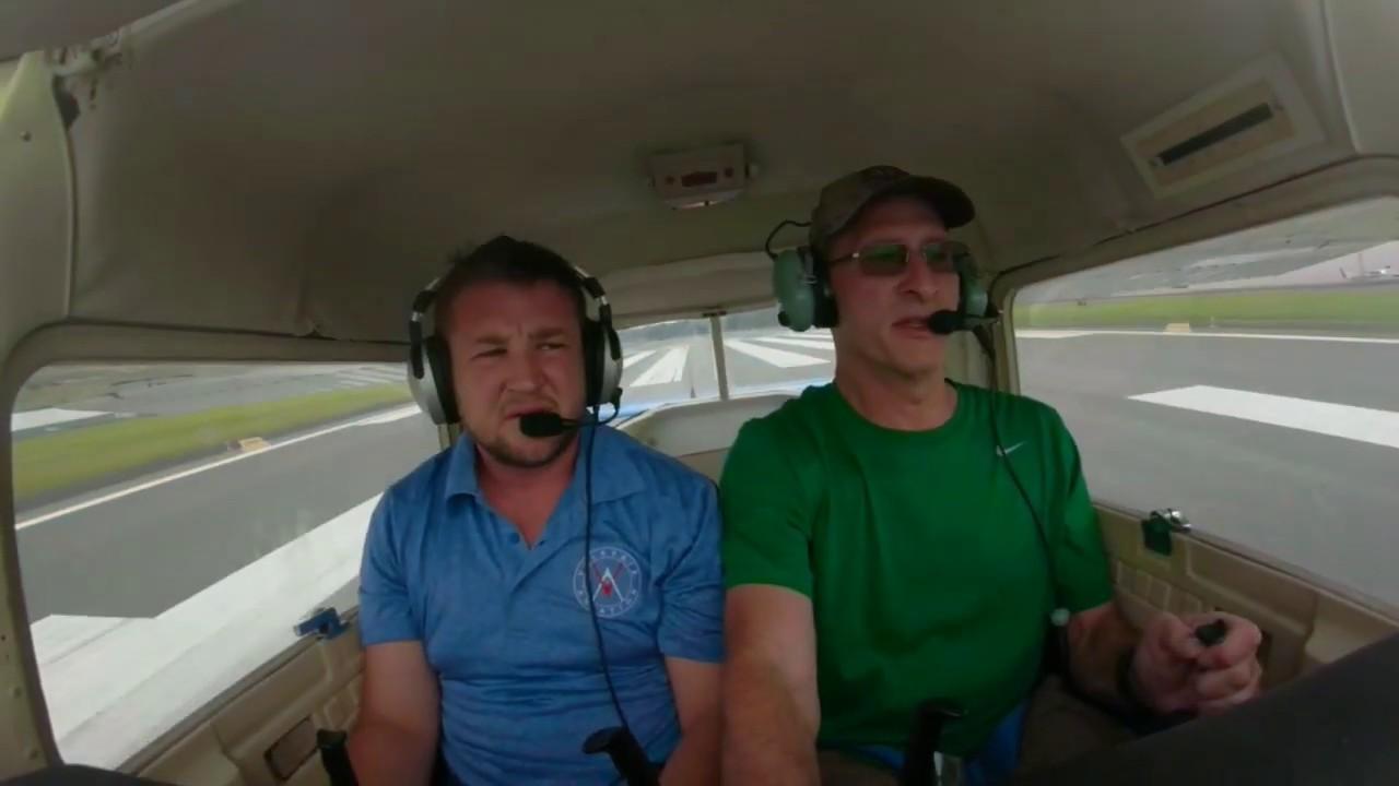 Alex's Discovery Flight | Valkyrie Aviation | Cessna 150 | San Antonio |  Texas