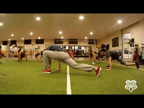 Warm up pre workout - The Warriors Diary - Spartan SGX