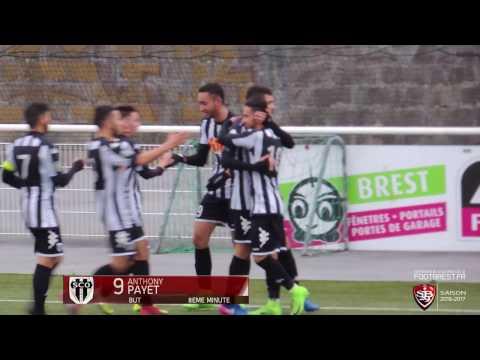 Stade brestois 29(B) VS SCO Angers CFA2