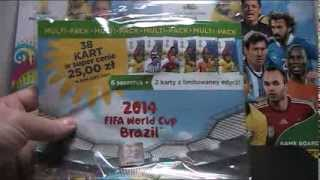 FIFA WORLD CUP BRAZIL - MULTI PACK OD PANINI