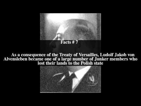 Ludolf Jakob von Alvensleben Top # 18 Facts