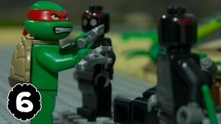 Lego TMNT Teenage Mutant Ninja Turtles Episode 6